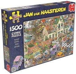 Puzzle 1500 Jumbo 01498 Tajfun - Jan van Haasteren