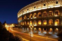 Puzzle 1000 Schmidt 58235 Koloseum Nocą