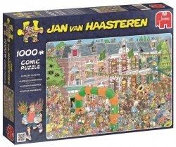 Puzzle 1000 Jumbo 19034 Jan van Haasteren - Największy Marsz na Świecie