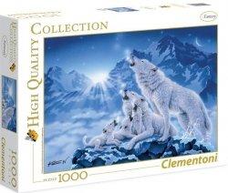Puzzle 1000 Clementoni 39280 Wilki