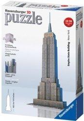 Puzzle 3D 216 Ravensburger 125531 Empire State Building