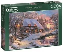 Puzzle 1000 Jumbo 11133 Falcon - Chatka Poety