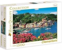 Puzzle 1500 Clementoni 31986 Portofino