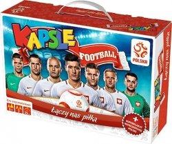 Gra Planszowa - Trefl - Kapsle Football PZPN - 01365