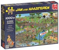 Puzzle 1000 Jumbo 19064 Jan van Haasteren - Bieg z Przeszkodami