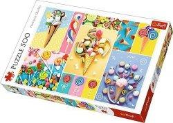 Puzzle 500 Trefl 37335 Ulubione Słodycze
