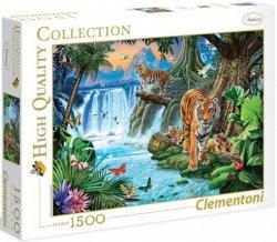 Puzzle 1500 Clementoni 31636 Tygrysy