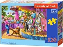 Puzzle 120 Castorland B-13135 Wesołe Miasteczko