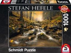 Puzzle 1000 Schmidt 59385 Stefan Hefele - Zjawiskowy Strumień