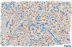 Puzzle 1000 Piatnik P-5486 Vianina - Paris