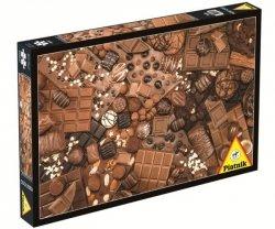 Puzzle 1000 Piatnik P-5382 Czekolada