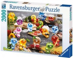 Puzzle 2000 Ravensburger 166084 Gotowanie