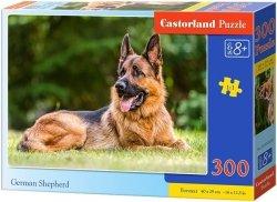 Puzzle 300 Castorland B-030200 Pies - Owczarek Niemiecki