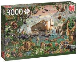 Puzzle 3000 Jumbo 18326 Arka Noego