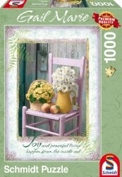 Puzzle 1000 Schmidt 59393 Gail Marie - Kwiaty - Radość