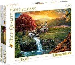 Puzzle 1500 Clementoni 31683 Mirage - Chatka