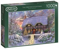 Puzzle 1000 Jumbo 11187 Falcon - Chatka Pisarza