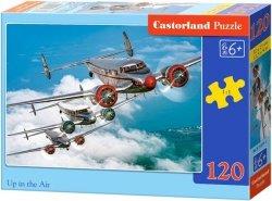 Puzzle 120 Castorland B-13371 Samoloty