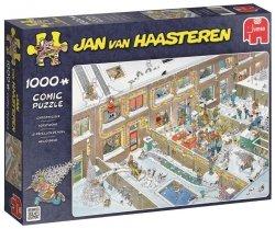 Puzzle 1000 Jumbo 19030 Jan van Haasteren - Wigilia Bożego Narodzenia