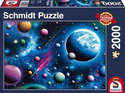 Puzzle 2000 Schmidt 58290 Kosmos