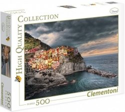 Puzzle 500 Clementoni 35021 Manarola