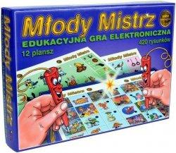 ! Młody Mistrz Edukacyjna Gra Elektroniczna