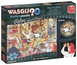 Puzzle 1000 Jumbo 19154 Wasgij Mistery 2 Walcząc z Czasem