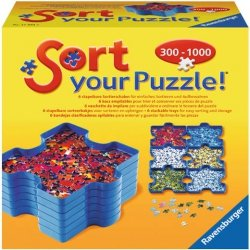 Sorter do puzzli 300 - 1000 Ravensburger