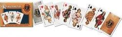 Karty do Gry Lux Piatnik 2 Talie 2141 Dynastia Romanowów
