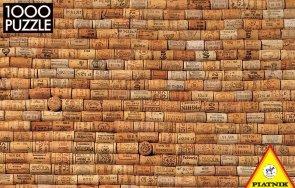 Puzzle 1000 Piatnik  P-5436 Korki