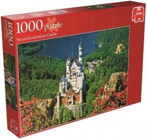 Puzzle 1000 Jumbo 17323 Zamek Neuschwanstein