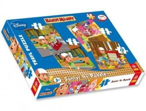 Puzzle Junior Trefl T-36110 Handy Manny