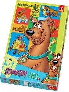 Puzzle 24 Maxi Trefl 14084 Scooby Doo