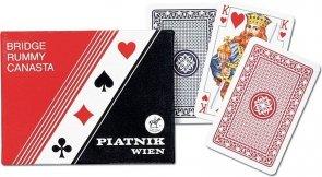 Karty do Gry Piatnik 2 Talie 2197 Standard