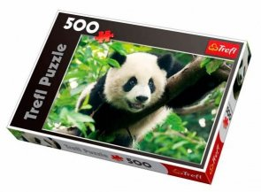 Puzzle 500 Trefl 37142 Panda