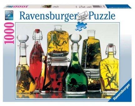 Puzzle 1000 Ravensburger 192427 Kolekcja Ziół
