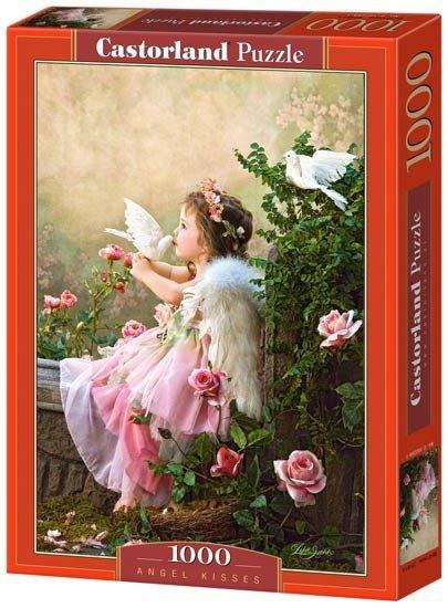Puzzle 1000 Castorland C-102297 Angel Kisses
