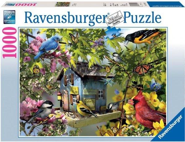 Puzzle 1000 Ravensburger 156115 Czas na Posiłek