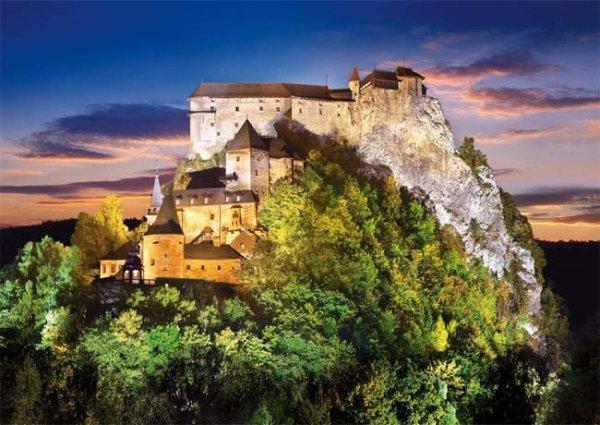 Puzzle 500 Castorland B-51489 Orava Castle, Slovakia