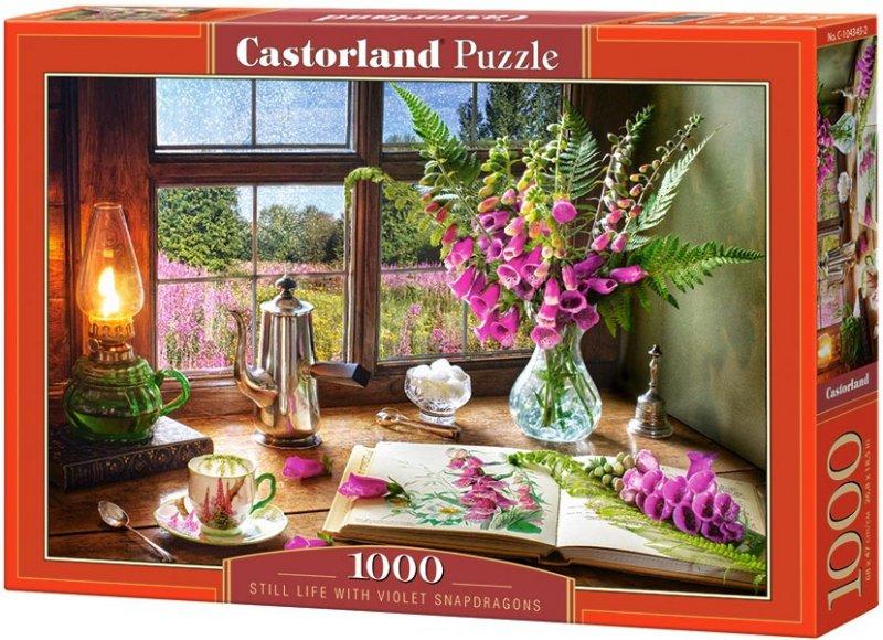Puzzle 1000 Castorland 104345 Fiołki