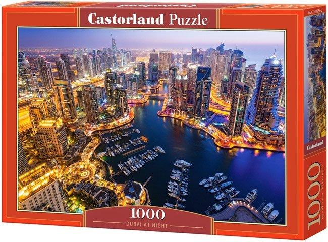 Puzzle 1000 Castorland C-103256 Dubai