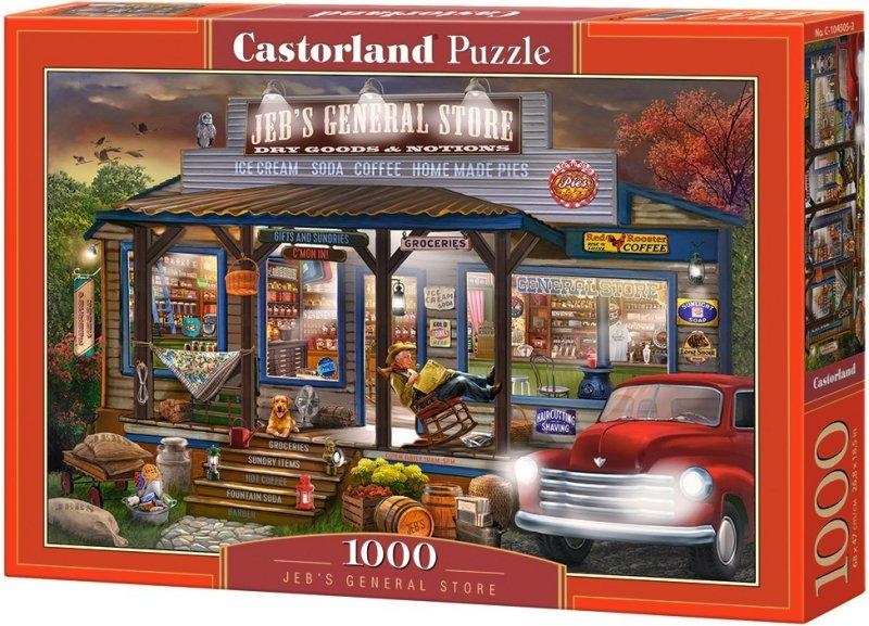 Puzzle 1000 Castorland 104505 Sklep Spożywczy