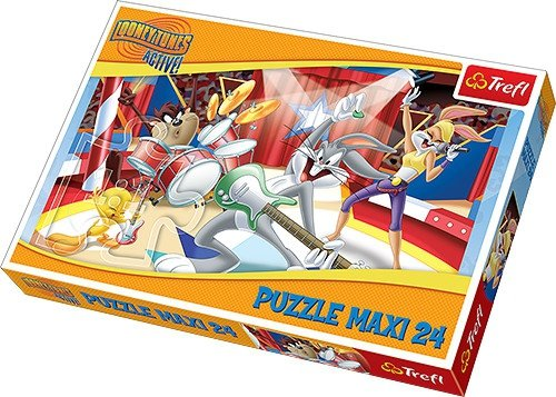 Puzzle 24 Maxi Trefl 14209 Królik Bugs