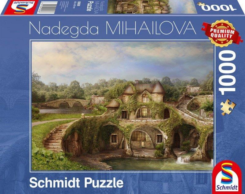 Puzzle 1000 Schmidt 59608 Nadegda Mihailova - Naturalny Dom