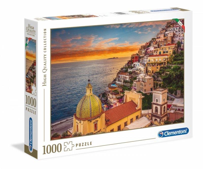 Puzzle 1000 Clementoni 39451 Positano