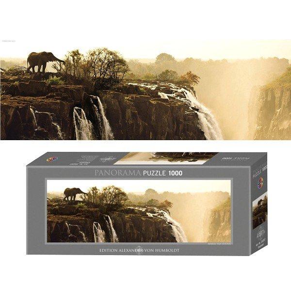 Puzzle 1000 Heye 29287 Elephant - Alexander von Humboldt