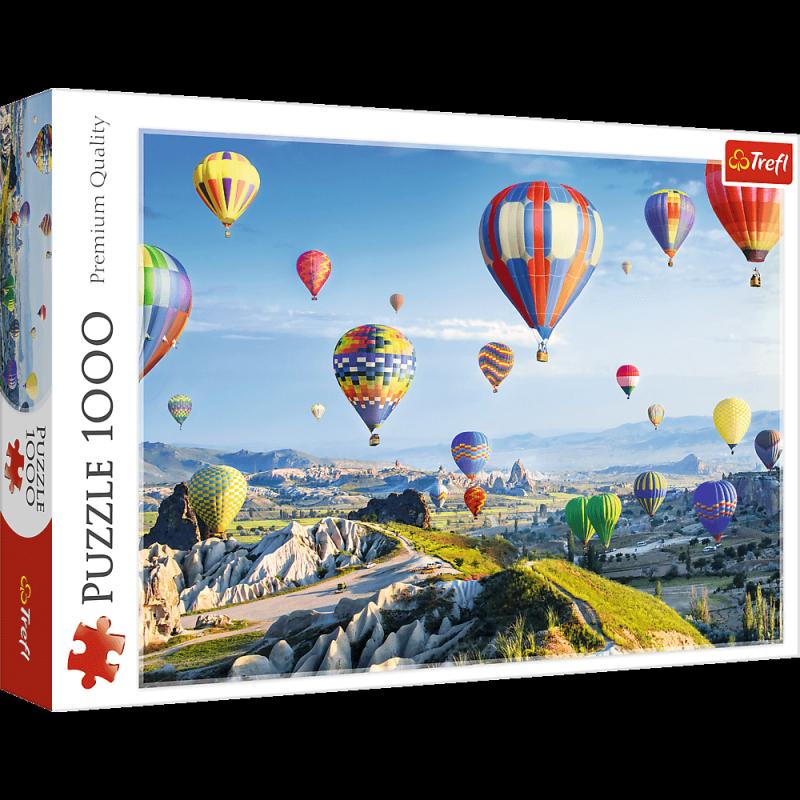 Puzzle 1000 Trefl 10613 Balony nad Kapadocją