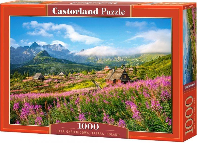 Puzzle 1000 Castorland 104512 Tatry - Hala Gąsienicowa