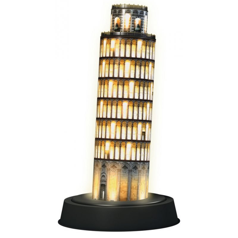 Puzzle 3D 216 Ravensburger 125159 Krzywa Wieża w Pizie