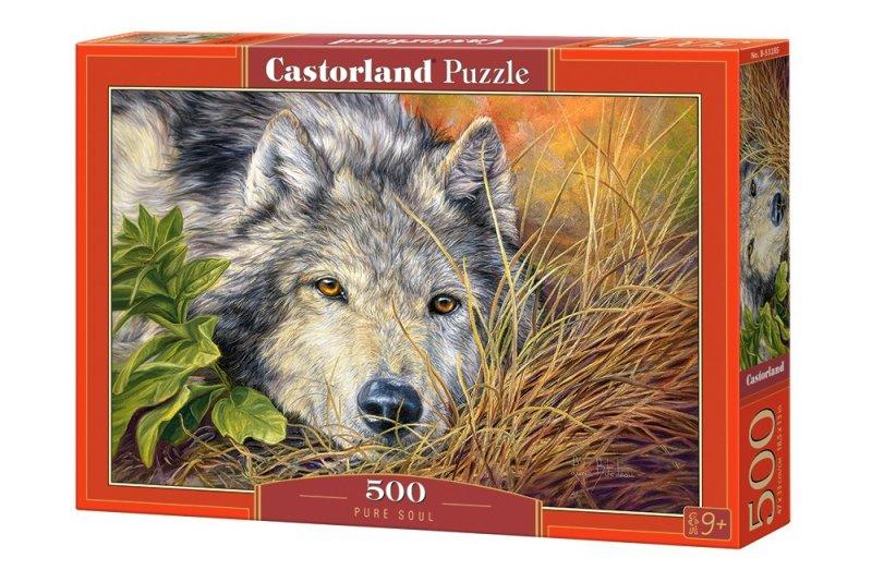 Puzzle 500 Castorland B-53285 Wilk